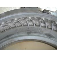 Two-piece Forging Mould Steel , Motorcycle Tyre Mould Casting / Forging Steel