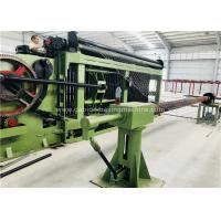 Buy cheap PLC Control Wire Weaving Machine PVC Coated For Hexagonal Wire Netting product