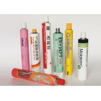 Buy cheap Soft Empty Toothpaste Tubes, Colorful  Hand Cream Empty Aluminum Tubes product