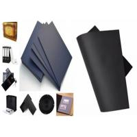 Buy cheap Durable Black Paperboard For Bag / Photo Frame / Gift Box / Packaging Material from wholesalers