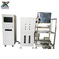 Buy cheap ISO 5658-2 ASTM E1321 Flammability Testing Equipment Spread of Flame Test from wholesalers