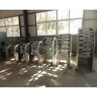 Buy cheap HDPE PE steel reinforced winding pipe extruder machine product