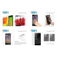 China Thin Xiaomi Mi3 Tempered Glass Screen Protector 0.15mm Thickness on sale