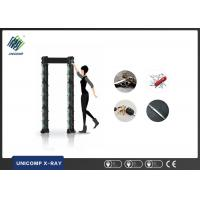 Buy cheap Sound Alarm Portable Walk Through Metal Detector Multi-zone technology Metal Detector from wholesalers