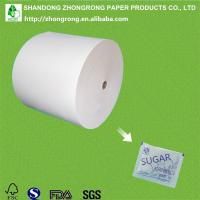 China poly coated sugar paper on sale