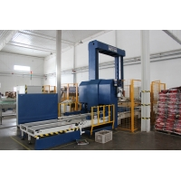 Buy cheap Stainless Steel Mechanical Automatic Palletizer Machine product