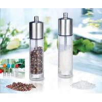 Buy cheap Manual salt & pepper mill product