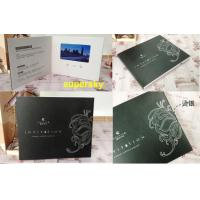China Digital Animated LCD Video Greeting Cards CE Approved With Wifi / Touch Screen on sale