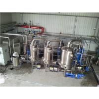 Buy cheap High Efficiency Heat Transfer Plate Heat Exchanger Coefficient For Food Processing product
