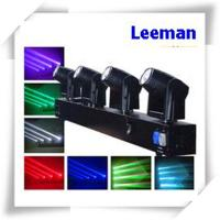 China Color Change LED Beam Moving Head Light For Flow Performance / Bars , 4 Head Light on sale