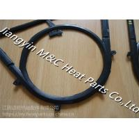 Buy cheap Oil Cooler Schmidt Gaskets , Shell Gasket Pasted Corrugated Plates With Signal Holes product