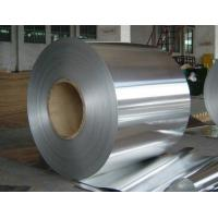 Buy cheap Color Coated Flat Aluminum Sheets , Aluminium Plate Thickness In Coil from wholesalers