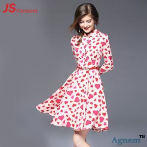 China Elegant Office Wear For Women , Chiffon Fashionable Office Wear on sale