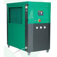 China Green High Capacity Industrial Water Chiller Unit 4W Wooden Box Packing on sale