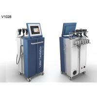 Buy cheap Cellulite Removal Body Slimming Laser Lipo Equipment With Cavitation RF product
