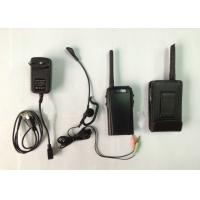 Buy cheap Portable Digital VHF Full Duplex 2 Way Walkie Talkie Handheld For 4 Referees product