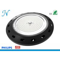 Buy cheap UFO LED High Bay Lights 150W AC 90-305V With MEANWELL Driver For Warehouse and Supermarket product