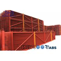 Buy cheap Steel Economiser Coil , Boiler Stack Economizer  For Chemical Plant Systems product