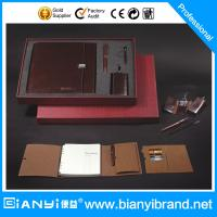 China Deluxe metal pen set with box packing logo gift fathers day desktop office stationery on sale