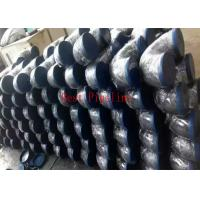 Sch120 Sch160 Stainless Steel Fittings Monel K500 N05500 Stainless Steel Pipe Caps