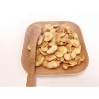 Fried Salted Broad Beans Snack Food Crispy Taste With Health Certificate