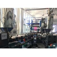 Buy cheap Continuous Twin Screw Plastic Extruder Automated For Air Conditioner product