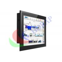China RAM 4GB Hard Disk 500G Panel Pc Touch Screen , Metal Frame Industrial Touch Screen Display on sale
