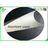 Buy cheap Wood Pulp Uncoated White Absorbent Paper For Making Hotel Coaster product