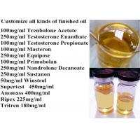 Buy cheap Testosterone Enanthate 250 Test Enanthate 250 mg/ml Homebrew  Injectable Oil Free Sample product