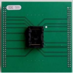 Adaptateur de la prise 48Pin TSOP48P d'UP-828P TSOP 48P pour le programme d'UP828P