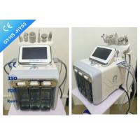 Buy cheap 6 In 1 Aesthetic Salon Portable Hydrafacial Machine With CE Certificate product
