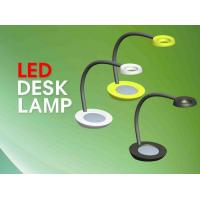 Flexible LED table lamp L3-829187 with touch dimmer switch