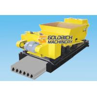 Quality Reinforced concrete hollow core slab making machine for sale