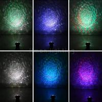 Buy cheap Factory Directly Sales Waterproof IP65 Rotating Crystal LED Water Wave Effect Lawn flame lights product