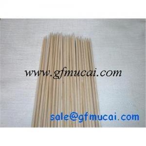 China 木の焼串 wholesale