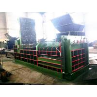 Buy cheap Hydraulic Metal Balers Press Machine For Leftover Metals / Copper / Aluminum Y81Q-200 from wholesalers