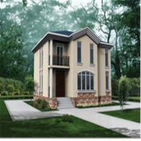 Prefabricated mobile house modular building saving villa for Villa container