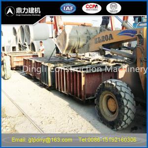 Buy cheap concrete U channel mold product