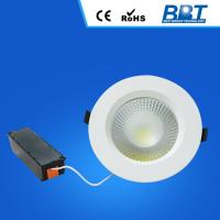 60° Bean Angle led downlight Aluminum body recessed led lighting for Shopping Mall