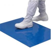 Buy cheap Multi Layer Cleanroom Tacky Mats Sticky Foot Mat Low Density Polyethylene from wholesalers