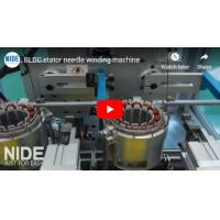 automatic BLDC inslot stator needle winding machine