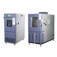 China Smart Compact Design Programmable SUS 304 Temperature Humidity Test Chamber wholesale