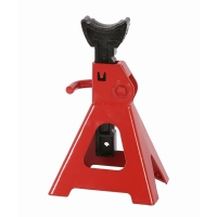 Buy cheap Construction Site Hydraulic 3 Ton Steel Jack Stands Adjustable product
