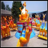 Buy cheap 12 seats fairground happy jump kangaroo fun fair rides for sale product