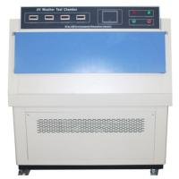 Buy cheap Humidity Range  ≥95% R . H Spraying Water UV Weather Resistance Test Chamber product