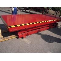 Buy cheap Stationary Aerial Scissor Working Platform 1150mm Lifting Height With Large Capacity from wholesalers