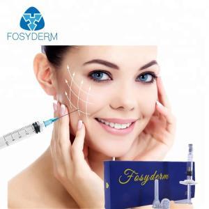 China Medical Sodium Hyaluronic Acid Dermal Filler Injection for Face Wrinkle on sale