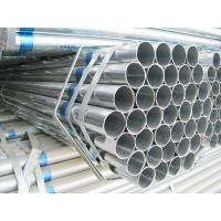 Quality China welded hdg hot-dip galvanized steel pipe or hot deep galvanised steel tube for sale