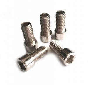 Buy cheap 316 Stainless Steel Hex Head Bolt Cylinder Head Hexagon Socked Head Bolt product