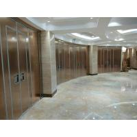 Buy cheap 100MM Thickness  Soundproof Aluminum Frame Movable Partition Walls product